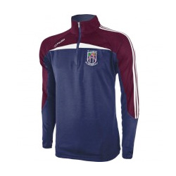 St Josephs Doora Barefield Half Zip Training Top